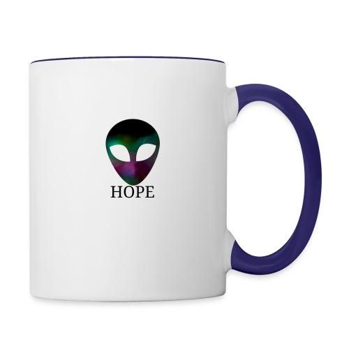 Alien #2 - Contrast Coffee Mug