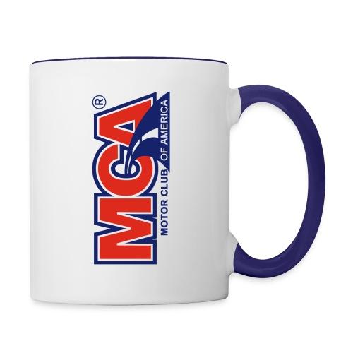 MCA Logo Iphone png - Contrast Coffee Mug