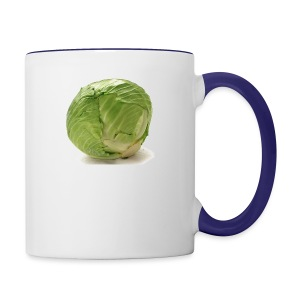 CabbageTexts Streetwear - Contrast Coffee Mug