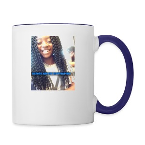 haters want to b me - Contrast Coffee Mug