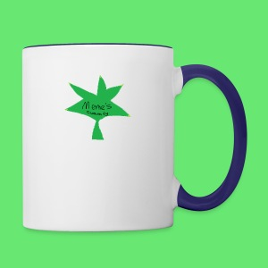 ESCLUSIVE!! 420 weed is coolio for kidlios SHIrT!1 - Contrast Coffee Mug
