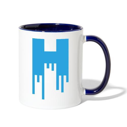 Logo NB 20cm - Contrast Coffee Mug
