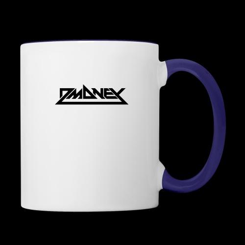D-money merchandise - Contrast Coffee Mug