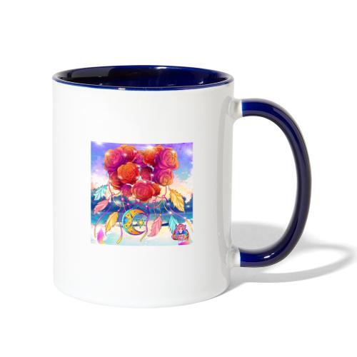 Roses of Love - Contrast Coffee Mug