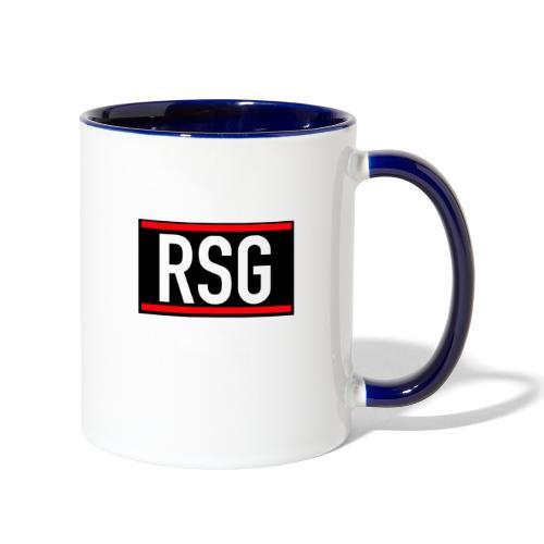 RSG Rythmic Sports Gymnastics - Contrast Coffee Mug