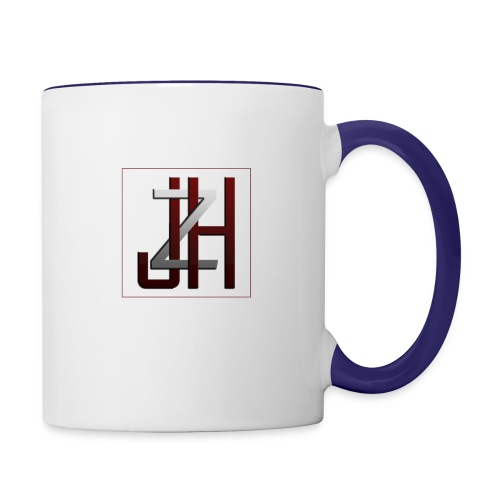 JZH Gaming Logo - Contrast Coffee Mug