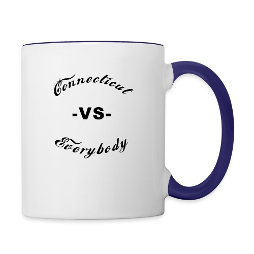 cutboy - Contrast Coffee Mug