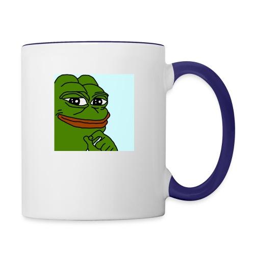 MasterWizardMerch - Contrast Coffee Mug