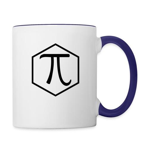 Pi - Contrast Coffee Mug