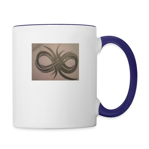 Infinity - Contrast Coffee Mug