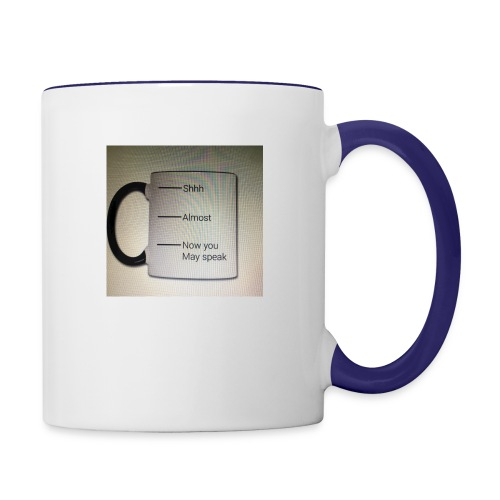 Coffee Mug - Contrast Coffee Mug