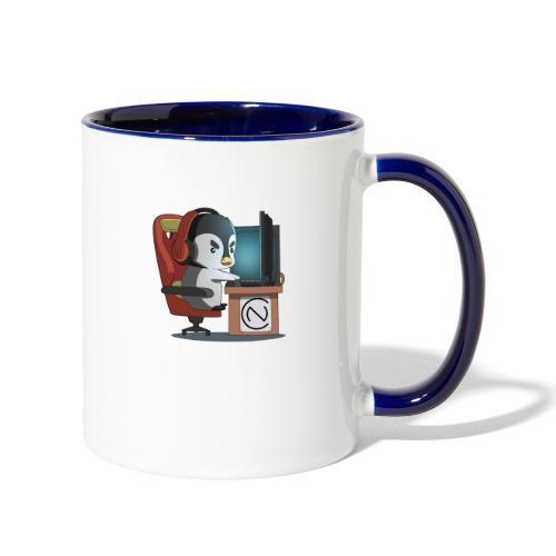 TNC Penguin - Contrast Coffee Mug