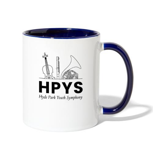HPYS - Contrast Coffee Mug
