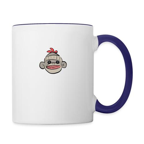 Zanz - Contrast Coffee Mug