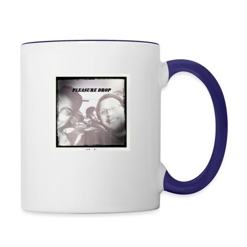 Pleasure Drop - Contrast Coffee Mug