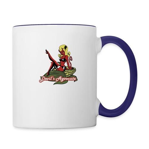 Devil's Agvocate - Contrast Coffee Mug