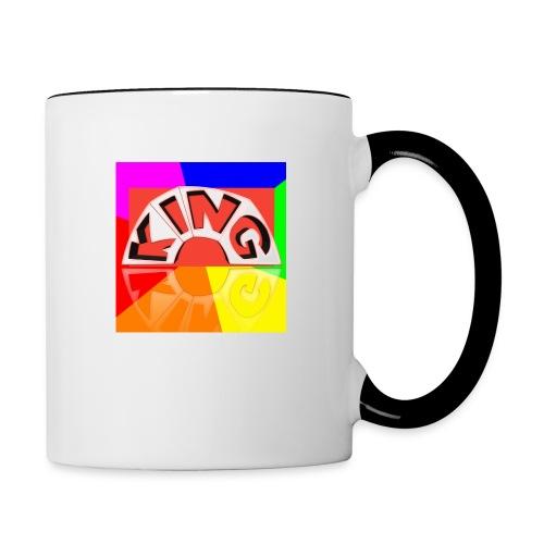 meme logo - Contrast Coffee Mug