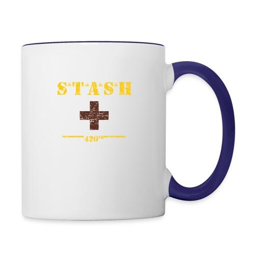 STASH-Final - Contrast Coffee Mug