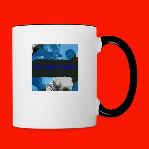 EliteGlitchersRevamp - Contrast Coffee Mug