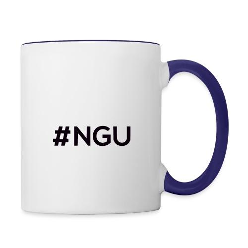 logo 11 final - Contrast Coffee Mug
