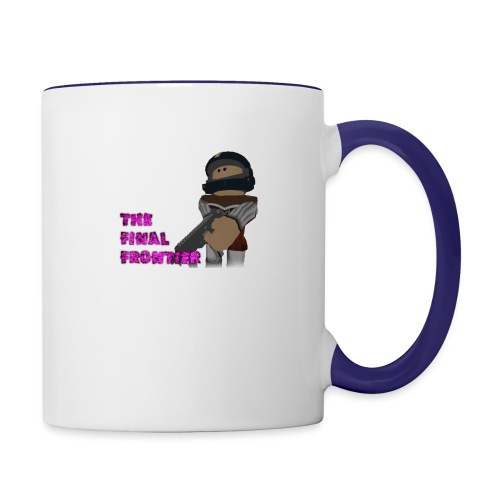 The Final Frontier Sports Items - Contrast Coffee Mug