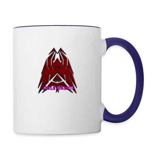 3XILE Games Logo - Contrast Coffee Mug