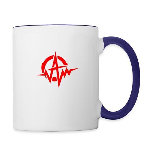 Amplifiii - Contrast Coffee Mug
