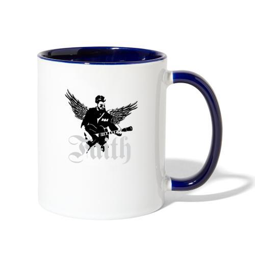 faithwings png - Contrast Coffee Mug