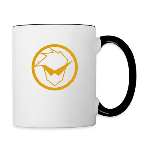 FG Phone Cases (Pure Clean Gold) - Contrast Coffee Mug