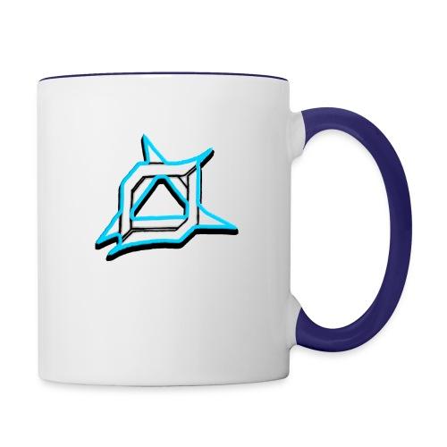 Oma Alliance Blue - Contrast Coffee Mug
