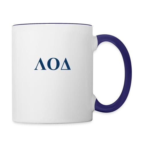 Mandala - Contrast Coffee Mug
