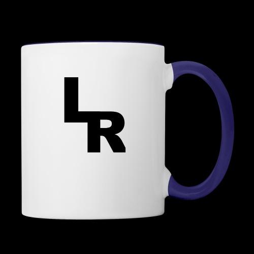 Landon Roach Trademark - Contrast Coffee Mug