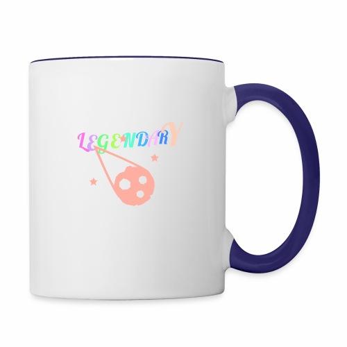 Legendary - Contrast Coffee Mug