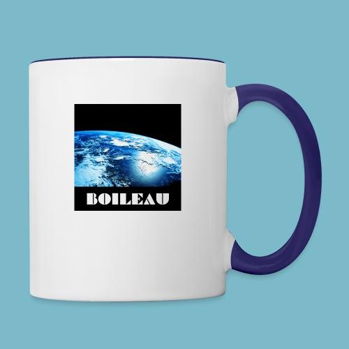 13 - Contrast Coffee Mug