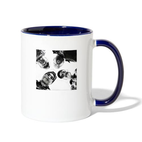 Crawdad Joe Circle shot - Contrast Coffee Mug