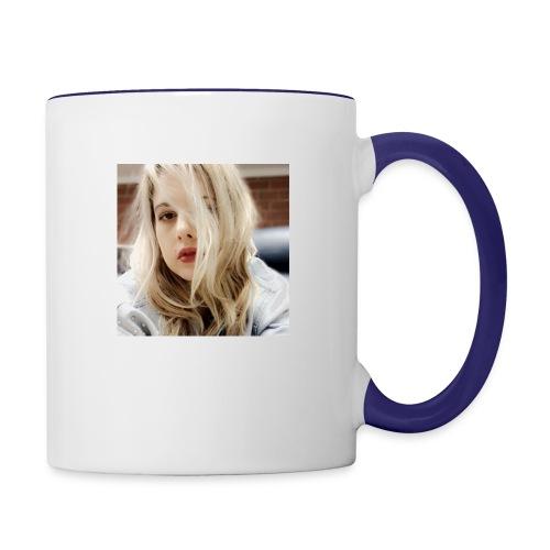 Drink A cup of Joanna - Contrast Coffee Mug