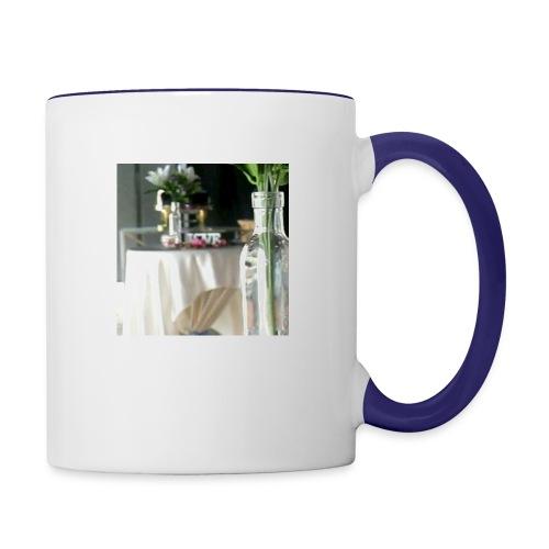 Spread the Love! - Contrast Coffee Mug