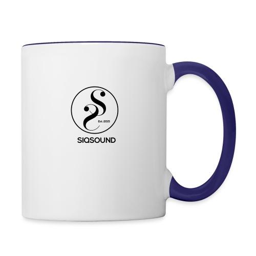 Siqsound Market - Contrast Coffee Mug