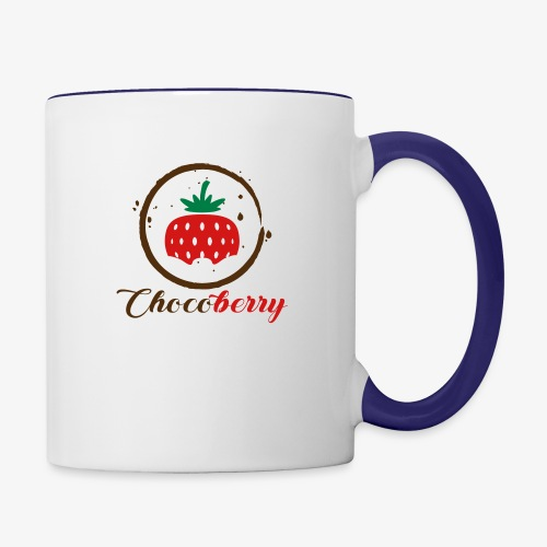 Chocoberry - Contrast Coffee Mug