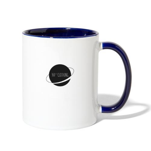 360° Clothing - Contrast Coffee Mug