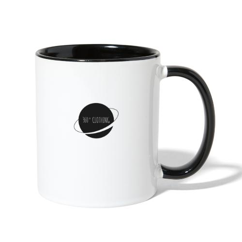 360° Clothing - Contrast Coffee Mug