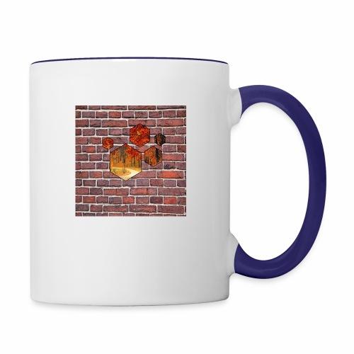 Wallart - Contrast Coffee Mug