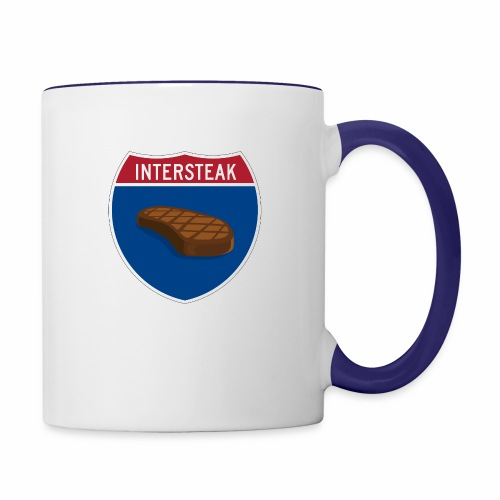 Intersteak - Contrast Coffee Mug