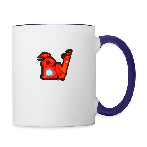 BW - Contrast Coffee Mug