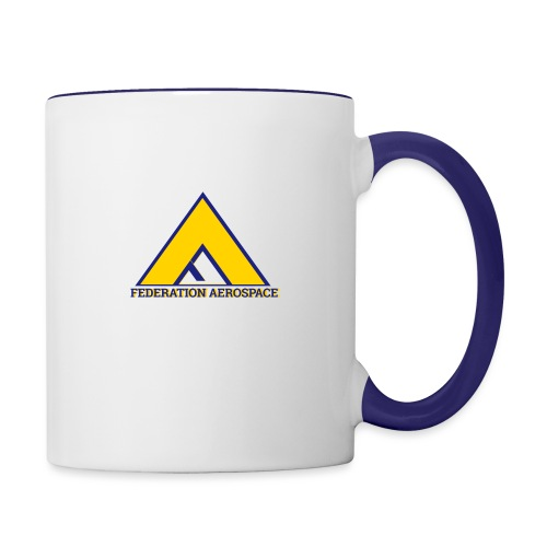 Federation Aerospace - Contrast Coffee Mug