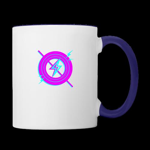Electric Nonsense - Contrast Coffee Mug