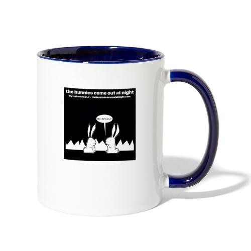 tbcoan Where the bitches at? - Contrast Coffee Mug