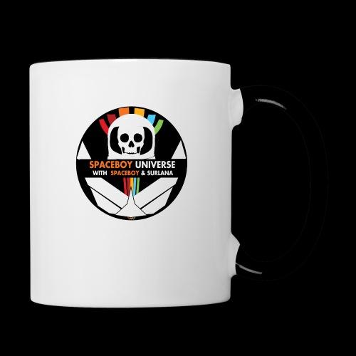Spaceboy Universe Logo - Contrast Coffee Mug