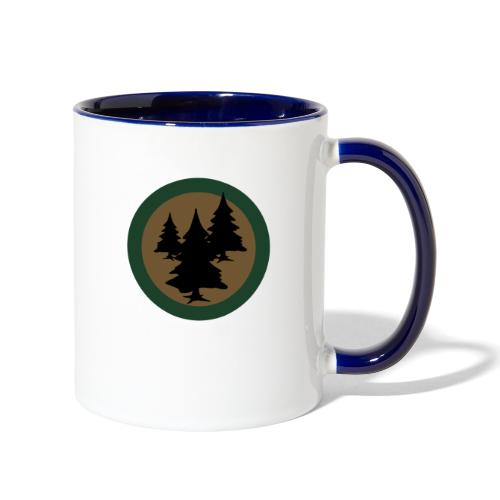 Bush Tuned - Contrast Coffee Mug