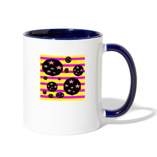 Lovely Astronomy - Contrast Coffee Mug